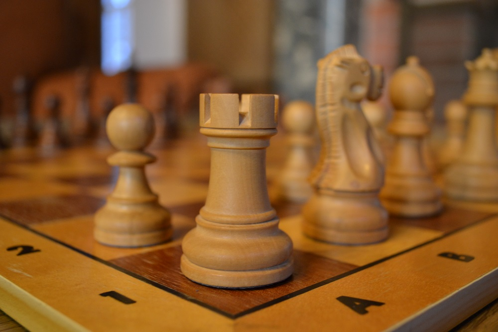 Some time ago, chess …